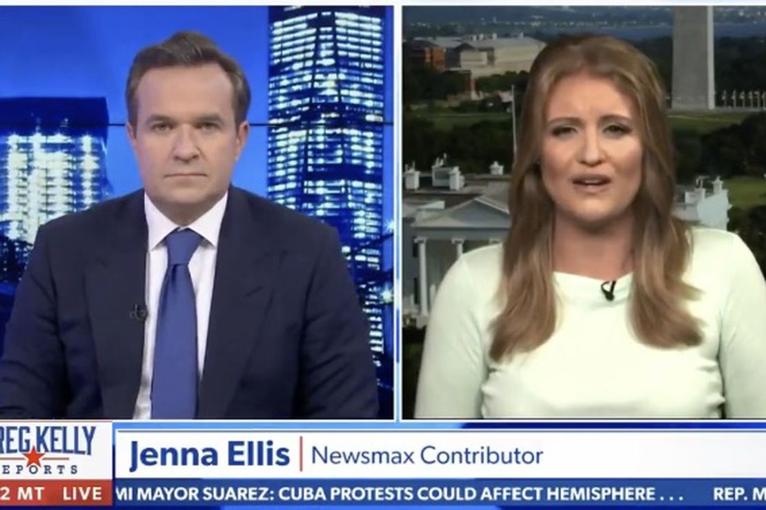"""Jenna Ellis quits GOP after published email from RNC's chief counsel called her election lawsuit effort a """"joke"""" – HotAir"""