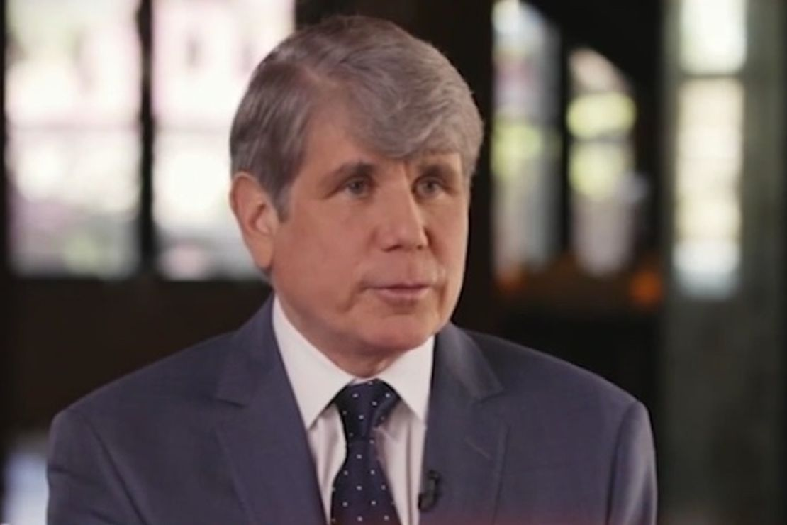 Blagojevich: I'm fighting for my right to party -- er, office
