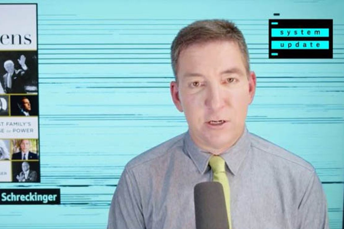 Glenn Greenwald: 'There are no editorial standards as long as you feed liberals what they want'