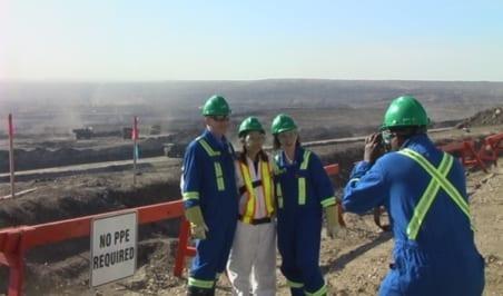 Suncor Oil Sands Mine